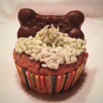 carrot-ginger-cupcake-for-dogs