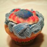 pineapple-bacon-doggie-cupcake-blue-red